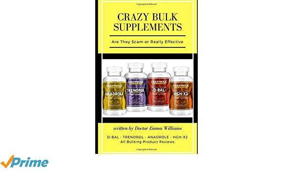 Crazy Bulk Supplements: Are They Effective or Not:LEGAL