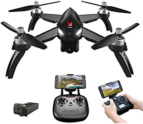 MJX Bugs 5W B5W WiFi FPV RC Quadcopter Drohne 1080P Kamera GPS Navi 6 Axis Gyro