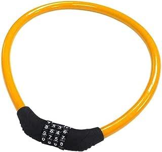 Bicycle Digit  Lock MTB Bike Security Anti-theft Combination Lock Cable Lock