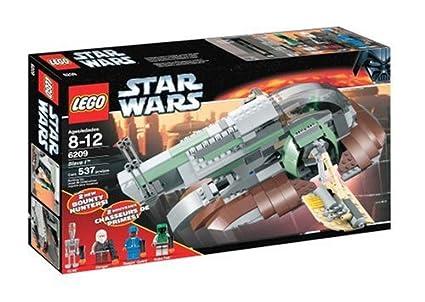 Lego Star Wars Slave I Amazon Toys Games