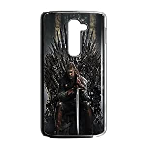 Hjdiycase Customized Game of Thrones Case for LG G2, custom LG G2 Case Game of Thrones, Game of Thrones Plastic Case