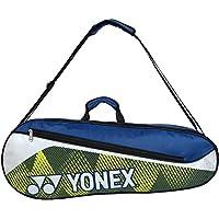 Yonex Thermal Badminton Kit Bag, Navy/Lime