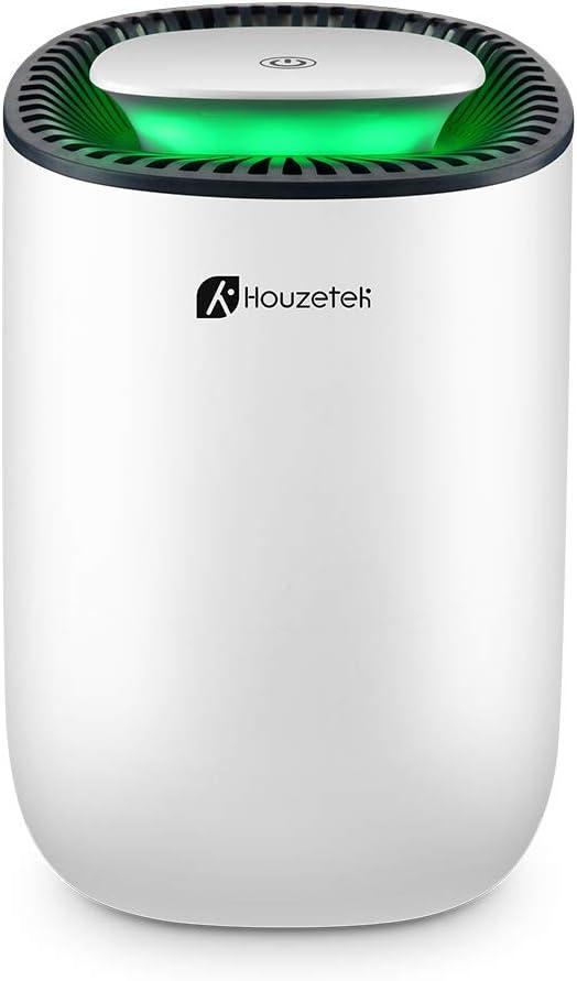 Houzetek Deshumidificador Electrico, Mini Deshumidificador ...