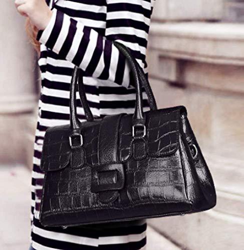 Da Da Black Borse Tracolla Borsa A Donna Bag Moda Borse Tote Messenger Donna Shopping Oqz5ZnnwxF