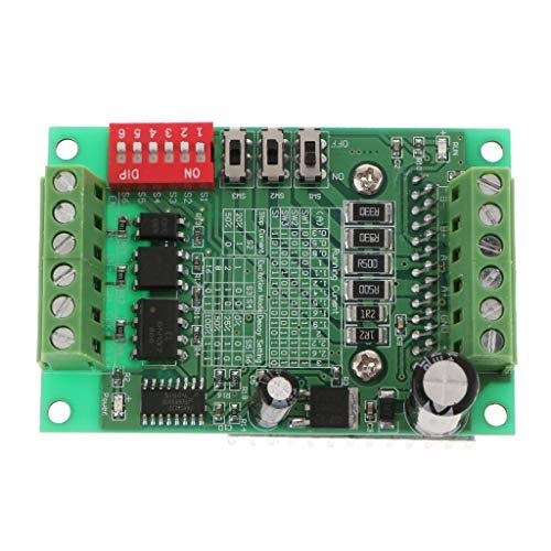 TB6560 3A 10-35V 1軸コントローラドライブボードモジュールステッピングモータドライバ