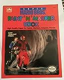 Super Mario Bros. (Paint 'n' Marker Books)