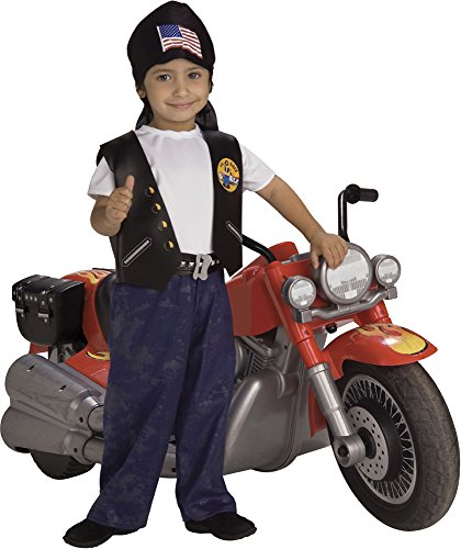 Rubie's Costume Co Lil Biker Costume, Toddler]()