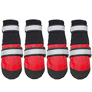 Amazon.com : HiPaw Winter Dog Boots : Pet Supplies