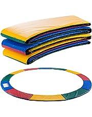 Arebos Randafdekking voor trampoline, 183, 244, 305, 366, 396, 427, 457 of 487 cm, meerkleurig