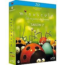 Minuscule : la vie privée des insectes - Saison 2 [Blu-ray]