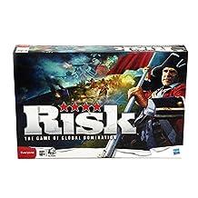 Risk Game of Global Domination