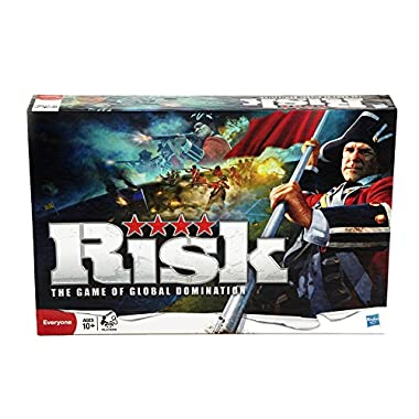 Risk Game: Global Domination
