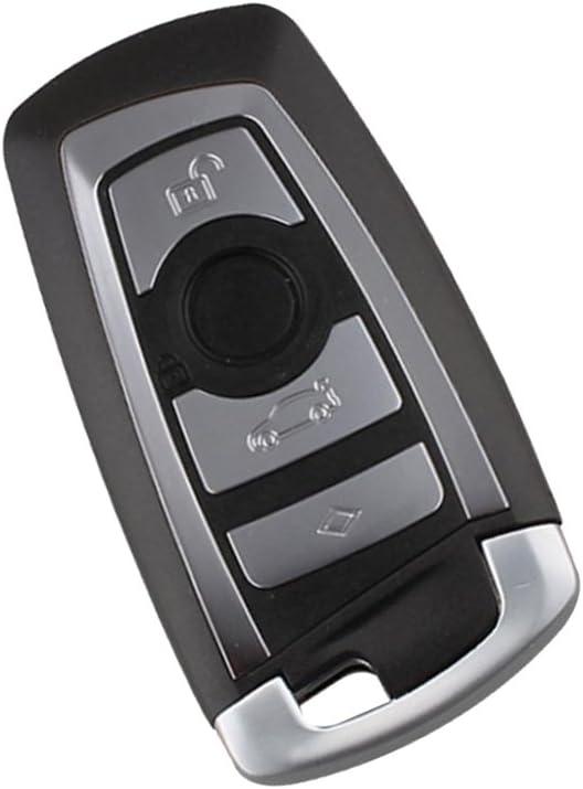 System 1 3 5 7 Series Gazechimp 4 Buttons 868MHz Car Remote Key Fob for BMW CAS4 CAS4