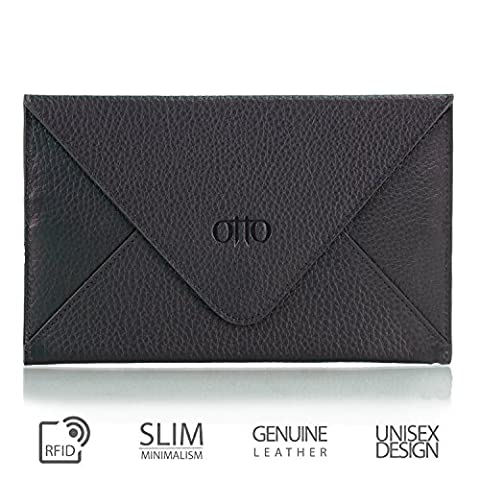 Otto Genuine Leather Wallet |Multiple Slots Money,