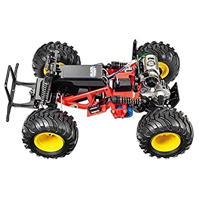 Tamiya TAM58633 Rc Blackfoot 2016, Brown: Toys & Games