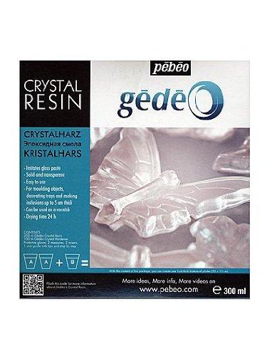 Pebeo Gedeo Crystal Resin, 300ml