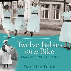 Twelve Babies on a Bike Hörbuch