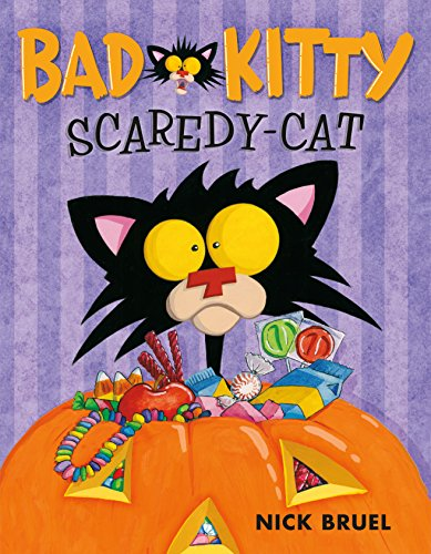 Bad Kitty Scaredy-Cat]()
