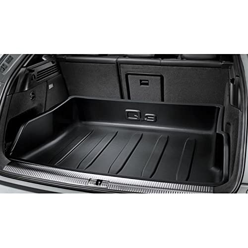 Image of AUDI Genuine 8U0061170 All-Weather Cargo Tray Cargo Carriers