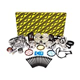 Evergreen OK7010M/0/1/1 98-04 Honda Passport Isuzu Amigo Rodeo Sport 3.2 6VD1 DOHC 24V Master Overhaul Engine Rebuild Kit
