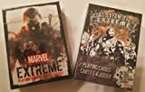 The ''From One Extreme to the Other'' Marvel Extreme Playing Cards Deck, Marvel Ex