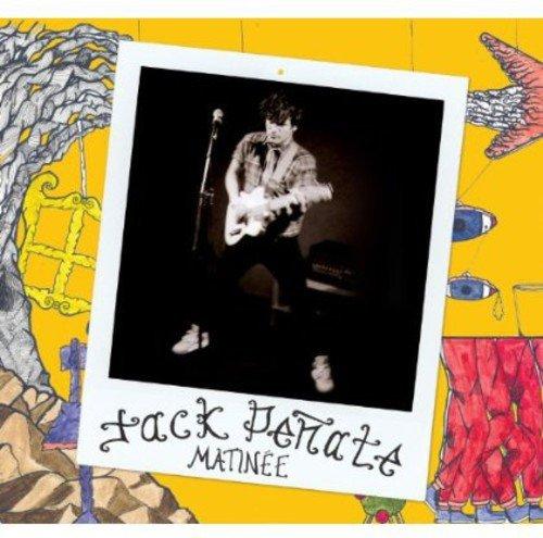CD : Jack Peñate - Matinee (Portugal - Import)