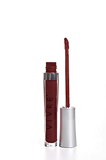 Amazon com : VIVRE Cosmetics Matte Liquid Lipstick Gluten Free