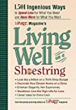 Living Well on a Shoestring, Yankee Magazine Editors, 1605299391