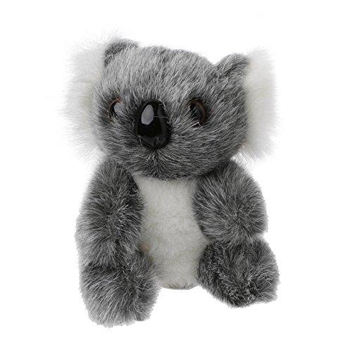 Techinal Super Cute Lifelike Plush Stuffed Animals Sydney Koala Bear Doll Baby Toys 13cm / 5.12 (Small Koala)