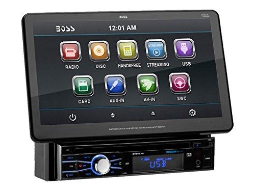 BOSS BVS10 1B Single DIN Detachable Touchscreen