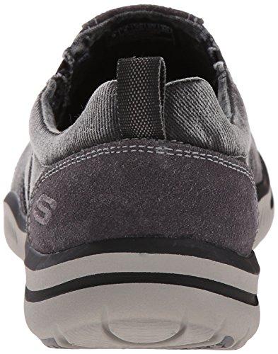 Skechers Men's Relaxed Fit Elected Drigo Slip-On Loafer