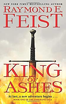 King of Ashes by Raymond E. Feist fantasy book reviews