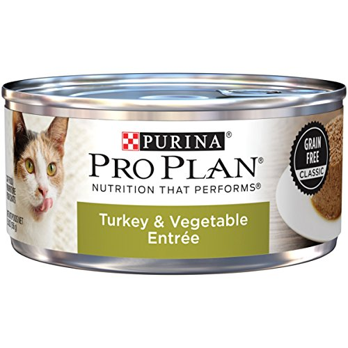 Purina Pro Plan Adult Grain Free Turkey & Vegetable Entree C