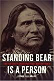 Standing Bear Is a Person, Stephen Dando-Collins, 030681370X