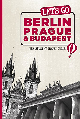 \\TOP\\ Let's Go Berlin, Prague & Budapest: The Student Travel Guide. Resume healthy desktop Muestra makes Sherpa Familia