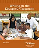 Writing in the Dialogical Classroom