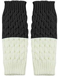 Clearance! Coromose Women Leg Warmer Knit Boot Socks Topper Cuff