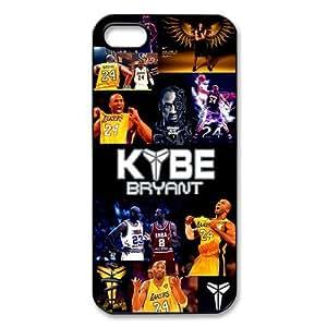 Artsy Artistic Los Angeles Lakers Kobe Bryant Apple Iphone 5S/5 Case Cover #24 Peter Pan Black Mamba VINO Marilyn Monroe Best