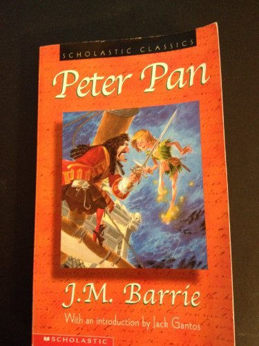 Book cover for Peter Pan
