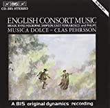 English Consort Music for Recorder Quint