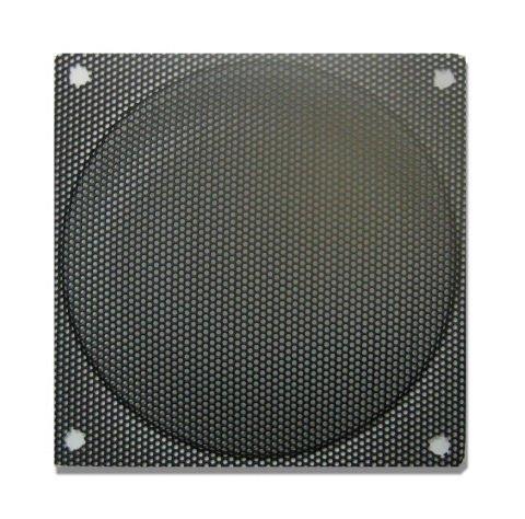 Buy okgear 80mm steel mesh filter grill black