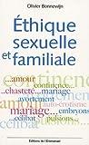 Image de Ethique sexuelle et familiale (French Edition)