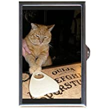 Ouija Board Cat Coin, Mint or Pill Box: Made in USA!