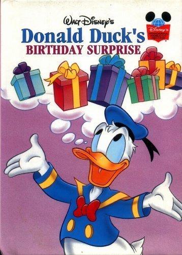 Walt Disney's Donald Duck's Birthday Surprise (Disney's Wonderful World of Reading)