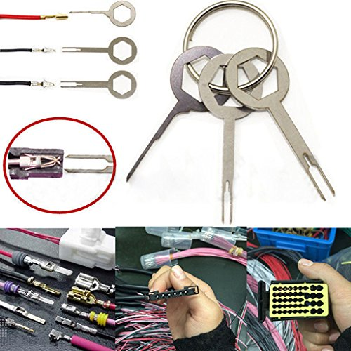 Pin Extractor Kit - 4