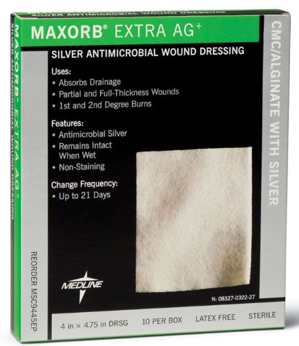 maxorb-extra-ag-silver-antimicrobial-wound-dressings-4-x-475-box-of-10-dressings