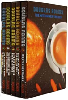 The hitchhikers guide to the galaxy douglas adams 9780345391803 douglas adams the hitchhiker trilogy fandeluxe