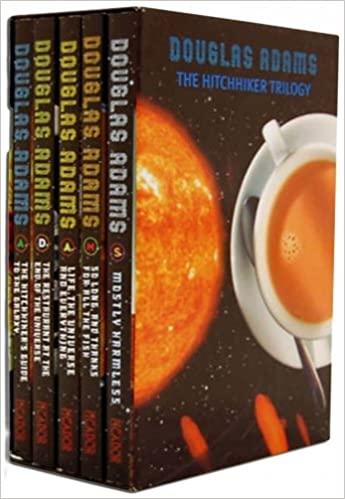 image for Douglas Adams: The Hitchhiker Trilogy