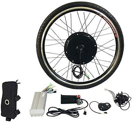 1000W eléctrico E Bicicleta Kit de conversión 26