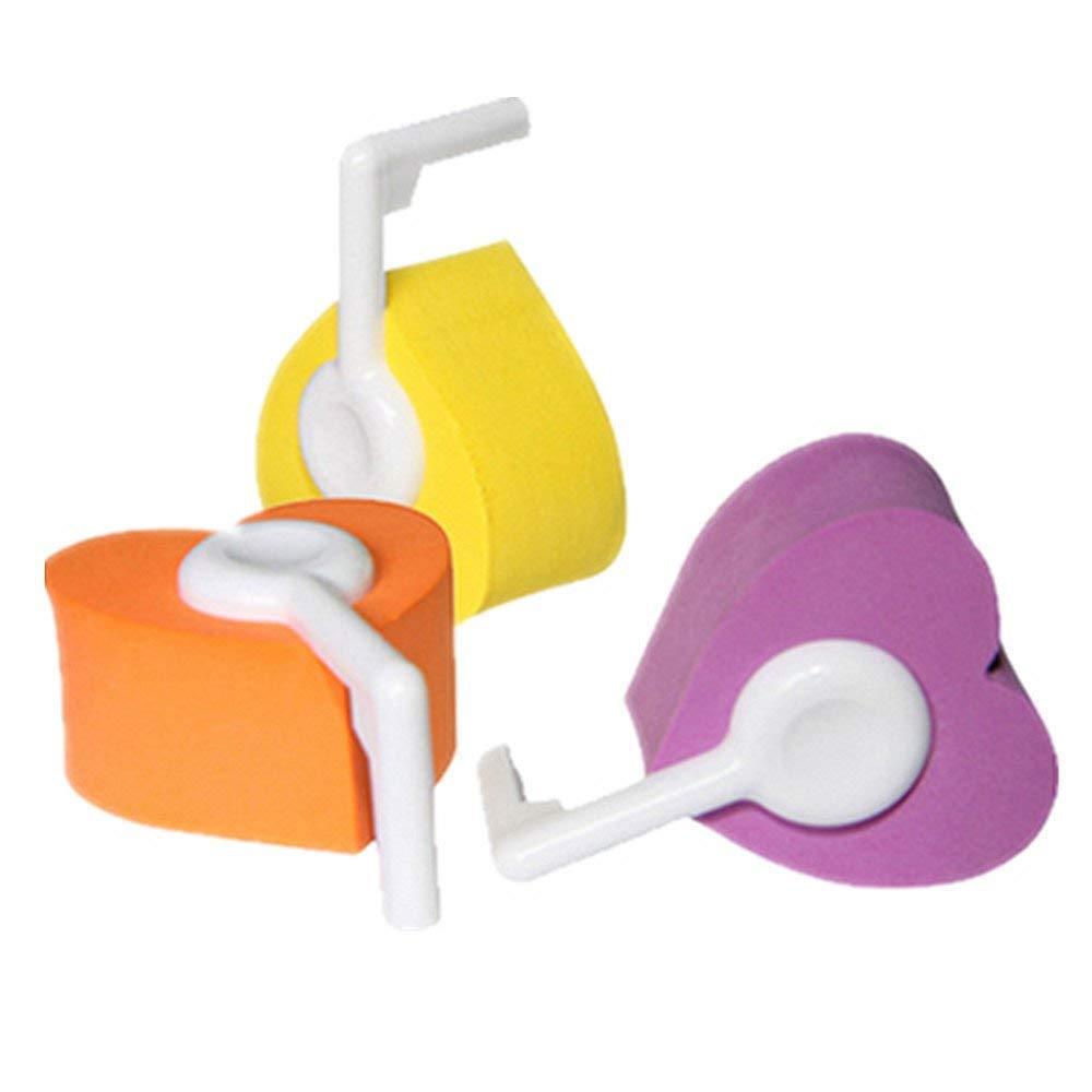 EudoER 6 Unidades Prueba de Dedos para beb/és y ni/ños de bisagras y Protectores